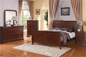 Palisades Dark Walnut Bedroom Collection