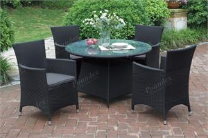 5 Piece Outdoor Dining Set Poundex 208,poundex 208 outdoor