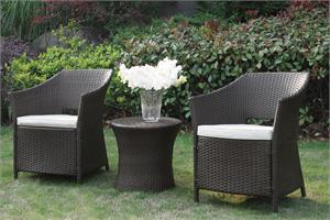 3 Piece Outdoor Dining P50221,P50221 poundex