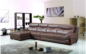 Rimini 3 Piece Leather Sectional,p515s maxwest