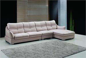 Calabria 3 Piece Leather Sectional,p600S maxwest