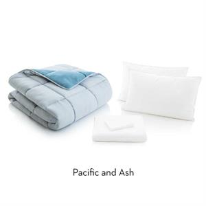 Reversible Bed in a Bag by Malouf Pacific and Ash