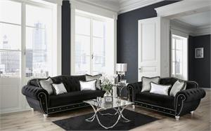 Negrini SM2295 Sofa Set Collection,sm2295 furniture of america,sm2295 sofa
