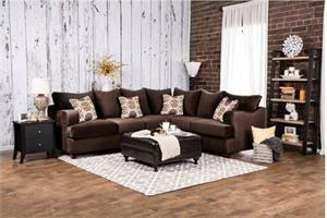 Wessington Sectional SM6121,sm6121 furniture of america