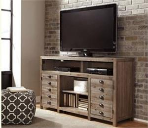 Keeblen TV Stand with Fireplace Option,w678-38 ashley furniture,w100-01 ashley