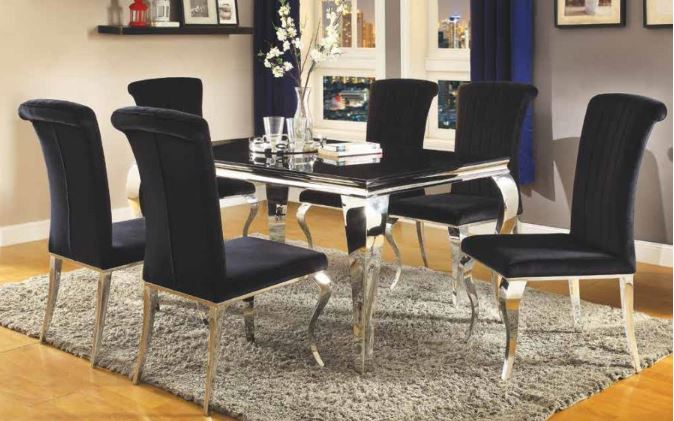 105071 Coaster Carone Dining Collection