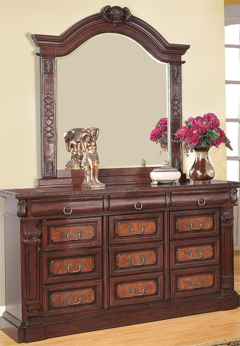 grand prado bedroom set collection