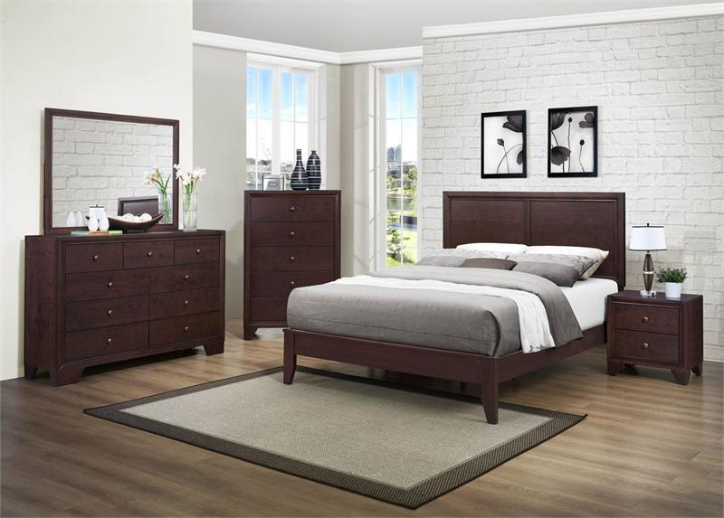 19570 Acme Madison Bedroom Set Collection