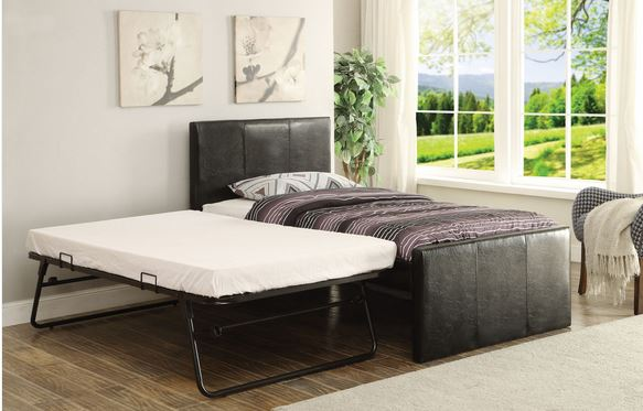 30480T Acme Jandale Twin Bed with Pop Up Trundle