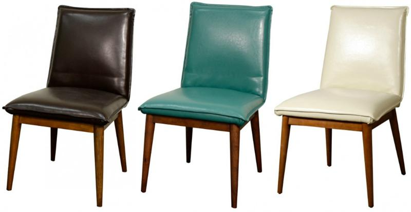 Turquoise Lara Bonded Leather Chair. Lara Bonded Leather Chair.