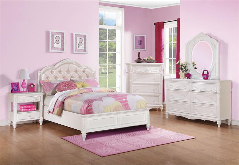 400720 Coaster Caroline Princess Bedroom Collection