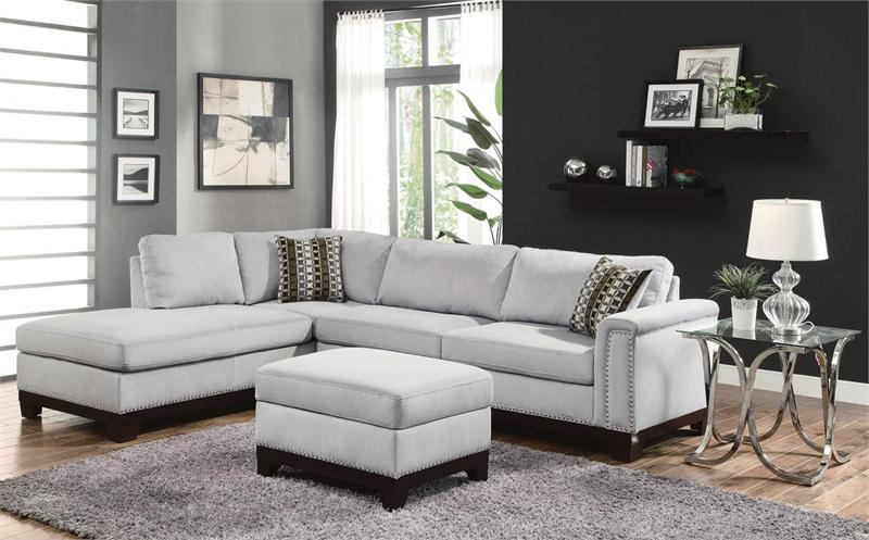 Luxury Blue Grey Sectional Mason Collection Review - Model Of Grey Velvet Sectional sofa For Your Plan
