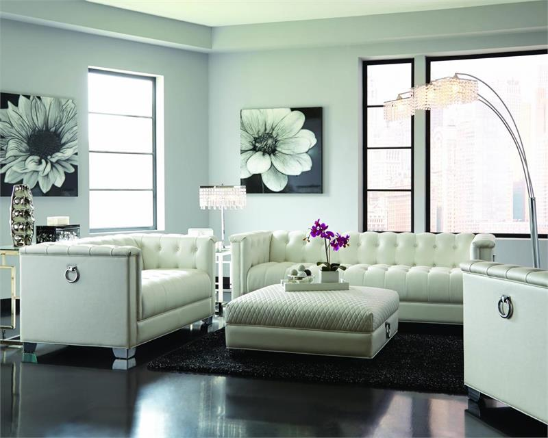 505391 Coaster Chaviano Sofa Set Collection
