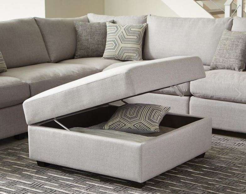551221 Coaster Charlotte Sectional Sofa Modular Coaster 551221