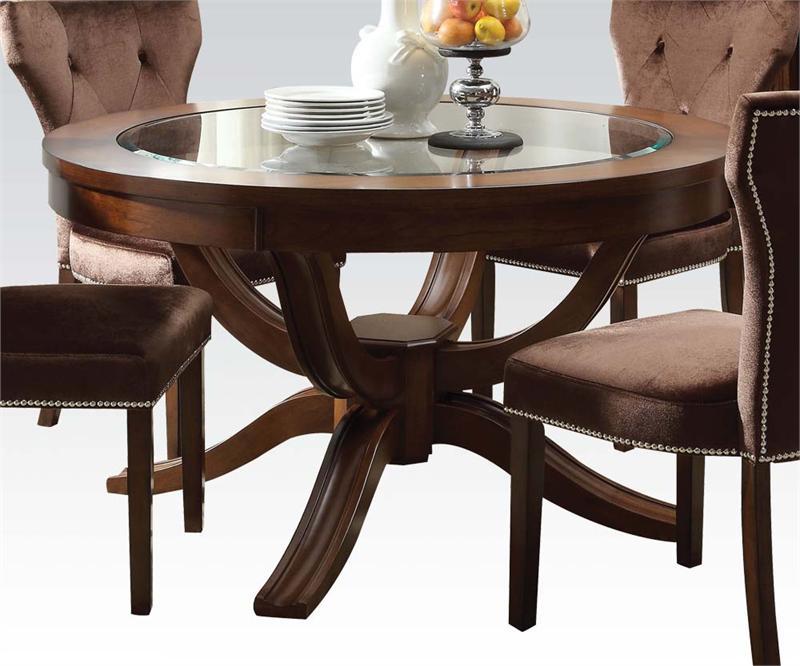 Kingston Pedestal Dining Set