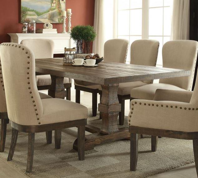 60737 Landon Acme Dining Set