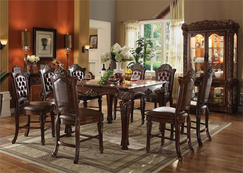 Traditional Vendome Counter Height Set