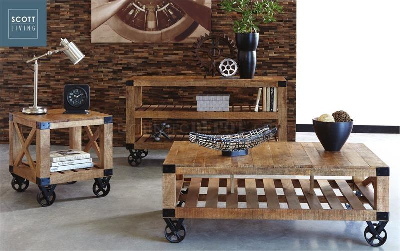 705548 Coaster Coffee Table Set