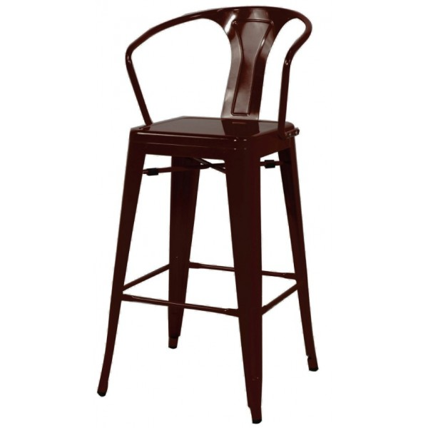 Cool Metropolis Metal Arm Counter Stool Caraccident5 Cool Chair Designs And Ideas Caraccident5Info