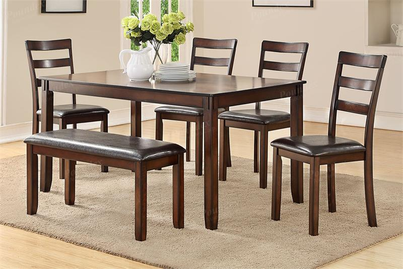 6 Piece Dining Set F2547
