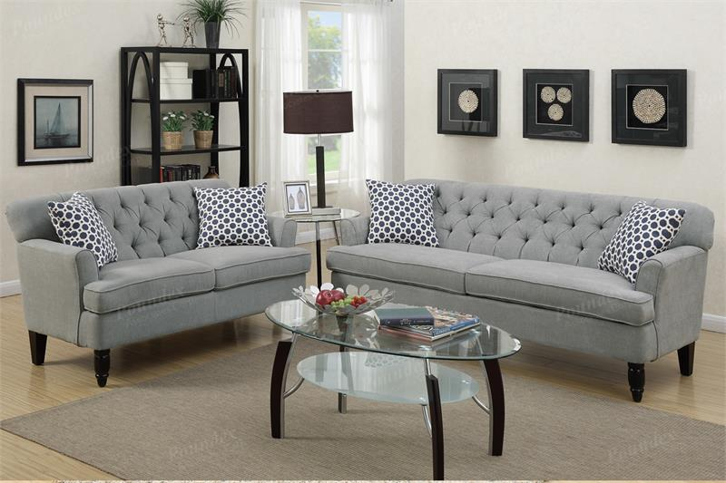 furniture loveseat sofa brown room celio itm wood trim microfiber set hm ebay ims couch living