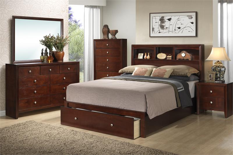 Otto Bedroom Set Collection