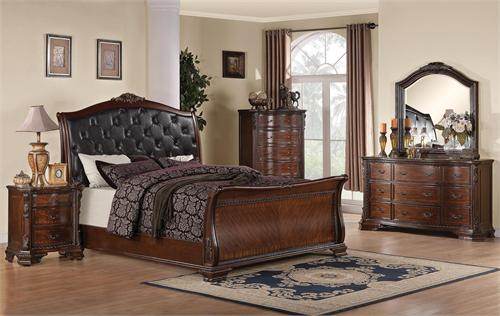 202260 Coaster Bedroom Set Maddison Collection