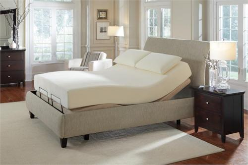 Pinnacle Adjustable Bed with Massage Item 300130