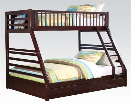 Jason Twin/Queen Bunk Bed