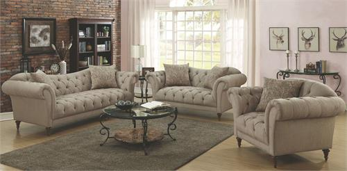 Alasdair Sofa Set Collection by Coaster