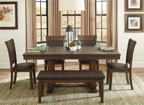 Wieland Dining Collection,5614-72 homelegance,5614 dining