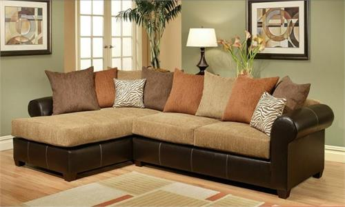 Brentwood Sectional by Lariz's Furniture