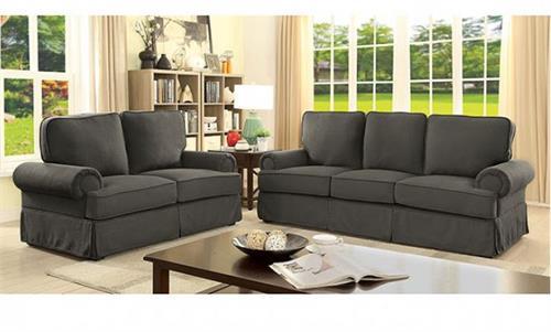 Badalona Gray Sofa Set Collection CM6376
