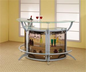 Contemporary Bar Unit item #100135 3 Units Shown