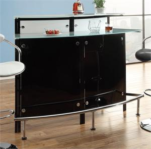 Modern Bar Unit 100139,100139 by coaster furniture