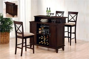 Bar Unit Item #100218,100218 by coaster furniture