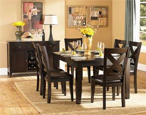 Crown Point Dining Collection,1372-78 homelegance