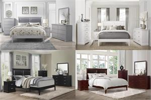 Seabright Bedroom Collection by Homelegance 1519 All Colors