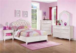 Caroline Princess Bedroom Collection,400720T,400720F,400720 coaster furniture,400722,400723,400724 coaster,400725 coaster,400726 coaster,400727 coaster,400728 coaster