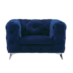 Astronia Blue Sofa Collection  ,54902 acme chair