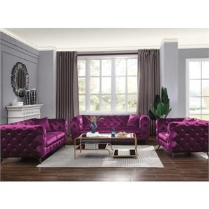 Astronia Purple Sofa Collection, 54905 Astronia Purple Sofa Collection, 54905 acme