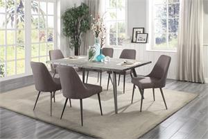 Palladium Dining Collection,5626 homelegance,5626-70 table