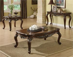 Milford 3 Piece Coffee Table Set