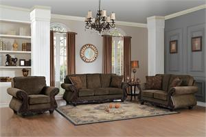 Mandeville Sofa Set Collection,8239 homelegance