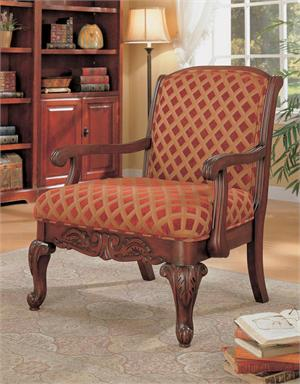 Traditional Accent Chair.item 900222 by coaster