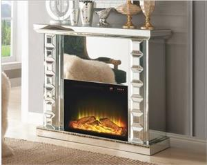 Dominic Fireplace Acme 90202,90202 acme