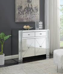 Mirror Accent Cabinet 951050 by Coaster Furniture