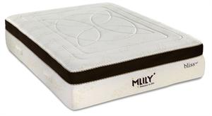 "Bliss 15"" Luxury Grand Bed Euro Box Top Mattress by MLILY"