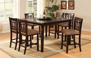 Counter height Dining Set Central Park III by Furniture of America item CM3100