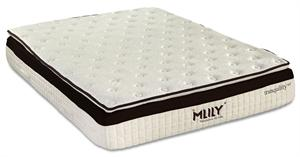 "Tranquility 11"" Hybrid Memory Foam Mattress by MLILY"
